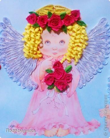 Вот такие ангелочки теперь будут у моей племянницы=)) фото 4