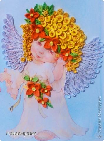 Вот такие ангелочки теперь будут у моей племянницы=)) фото 6