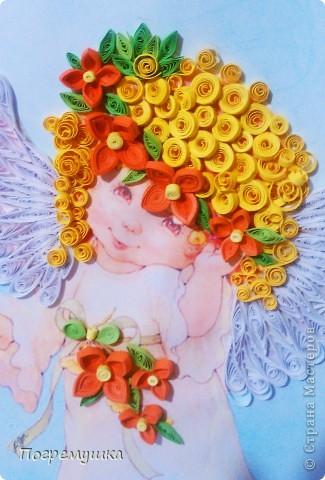 Вот такие ангелочки теперь будут у моей племянницы=)) фото 7