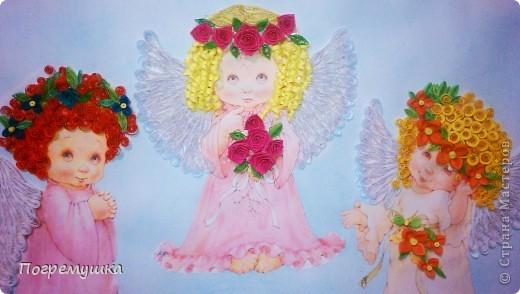 Вот такие ангелочки теперь будут у моей племянницы=)) фото 8