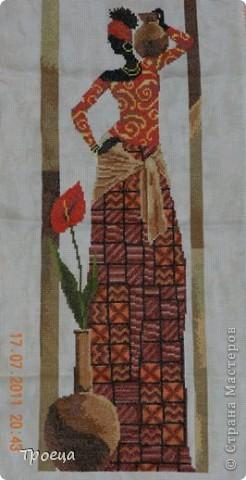 Африканка  фото 1