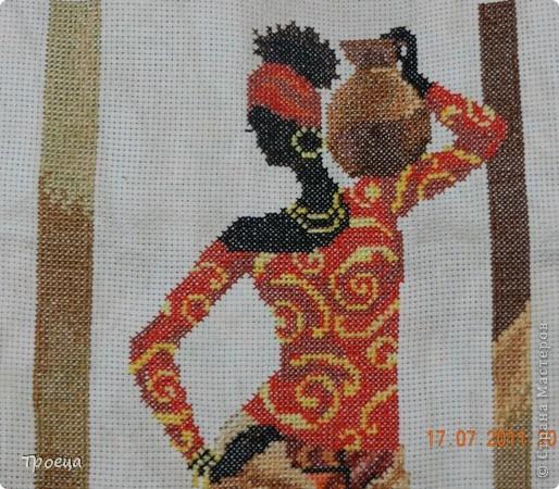 Африканка  фото 2