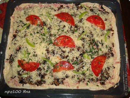 будем готовить вот такую пиццу) фото 22