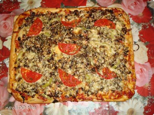 будем готовить вот такую пиццу) фото 1