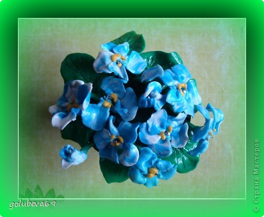 Первая поделка сделанная из пластики. фото 2