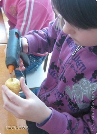Волшебные райские яблочки для жителей и гостей Курска! http://stranamasterov.ru/node/382280?c=new (условия конкурса «Ах, яблочко!»). фото 4