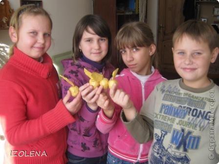 Волшебные райские яблочки для жителей и гостей Курска! http://stranamasterov.ru/node/382280?c=new (условия конкурса «Ах, яблочко!»). фото 6
