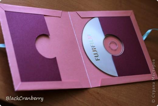 Конвертик для дисков с фото беременной девушки. Очень интересно мнение о работе. фото 2
