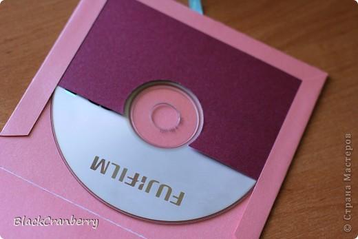 Конвертик для дисков с фото беременной девушки. Очень интересно мнение о работе. фото 3