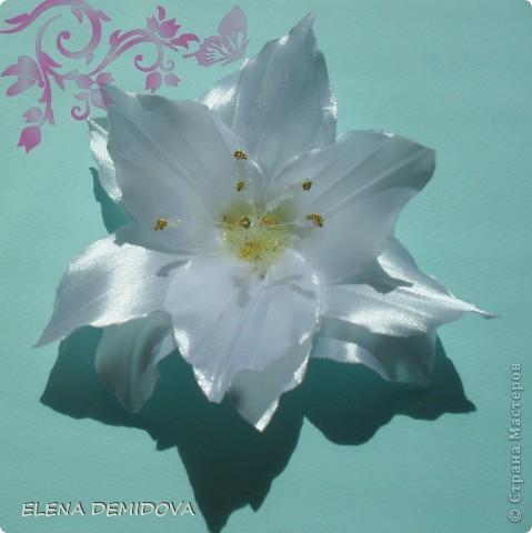 Для того, чтобы сделать лилию мне потребовались: фото 18