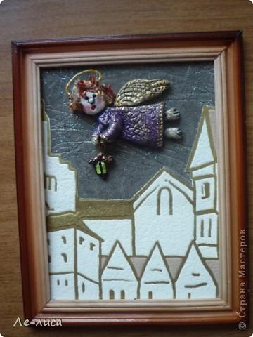Ангелы над городом. фото 11