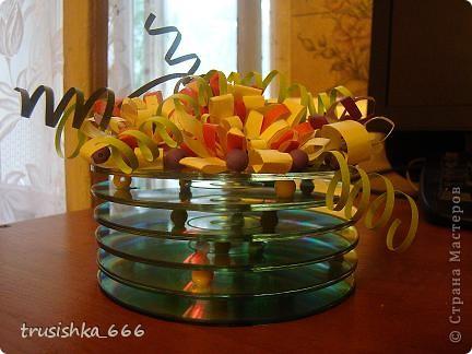 Вазочки с цветами фото 2