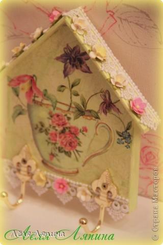 Цветущая ключница фото 1