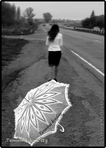 первый и самый любимый зонт, с него и началось.....второй....третий....сейчас и не вспомню какой следующий)) очередной) фото 6
