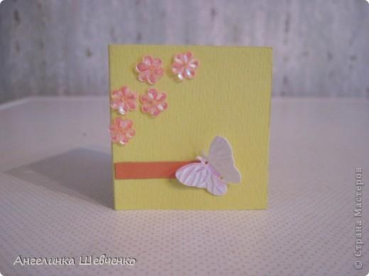 Всем привет! Я сделала замечательные открытки! Надеюсь вам понравится! Но на этом фото лишь часть того что я сделала! фото 13