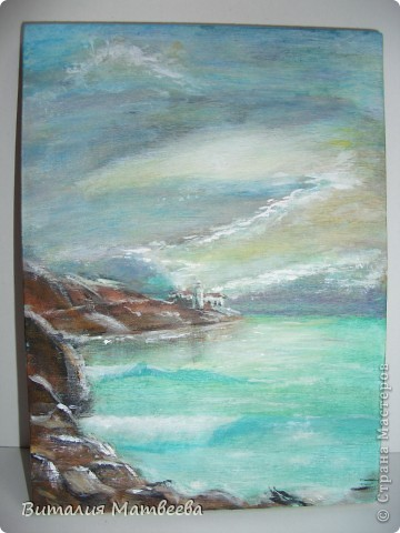 Морской пейзаж 2 фото 1