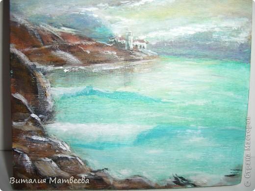 Морской пейзаж 2 фото 2