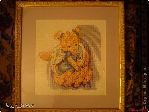 Ангелок в руке фото 2