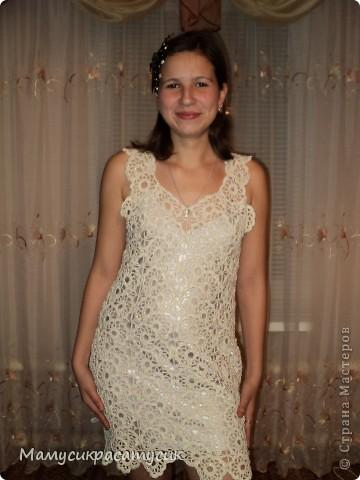 Платье +болеро фото 2