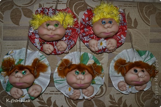 Кукляшки на заказ. фото 1