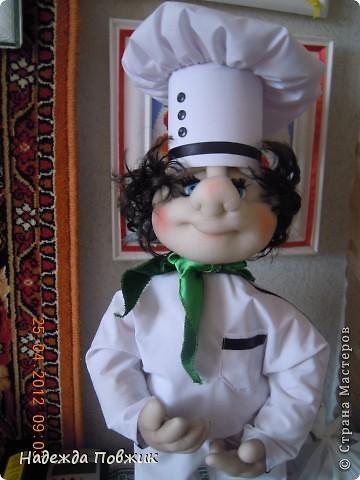 Ученик кулинарного техникума фото 1