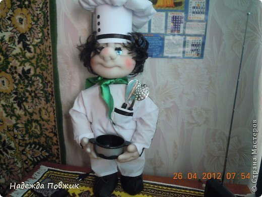 Ученик кулинарного техникума фото 2