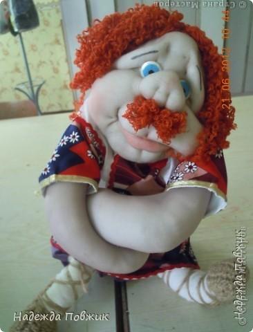 Мои куклы. Семья. фото 3