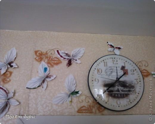 Этих бабочек делала из журнала и ...  фото 1