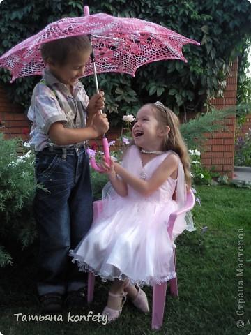первый и самый любимый зонт, с него и началось.....второй....третий....сейчас и не вспомню какой следующий)) очередной) фото 5