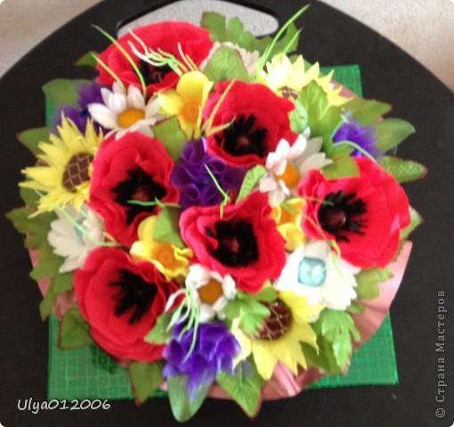 Цветочная поляна фото 3