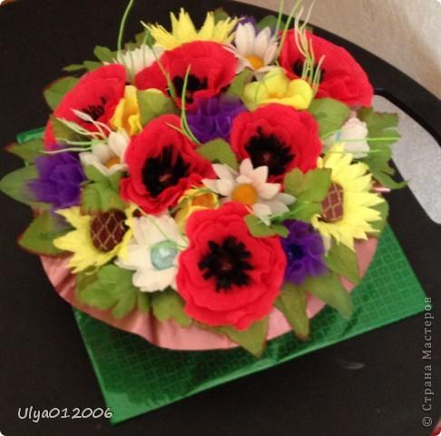 Цветочная поляна фото 2