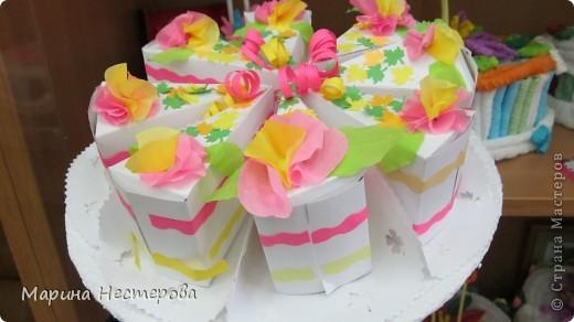 Первые тортики моих учениц! фото 3