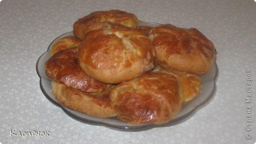 Пирожки с ананасом фото 4