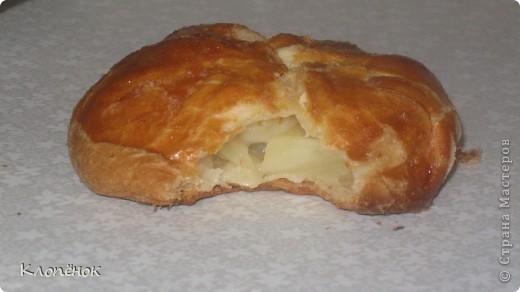 Пирожки с ананасом фото 1