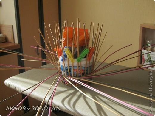 Вот решила попробовать и такое плетение, прикольно смотрится,  фото 2