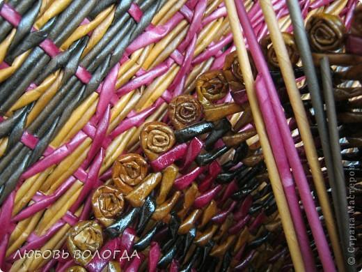 Вот решила попробовать и такое плетение, прикольно смотрится,  фото 5