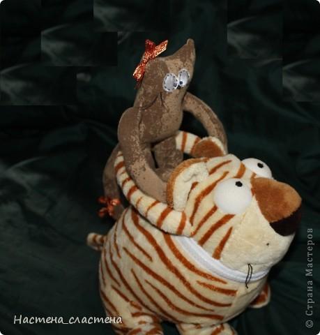Всем привет! Я Мурка!!!  Я родилась на Анину котовасию http://stranamasterov.ru/node/381482?c=favusers  фото 4