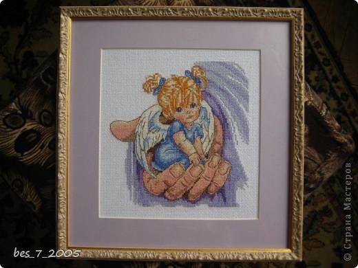 Ангелок в руке фото 3