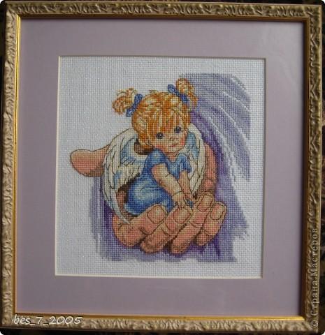 Ангелок в руке фото 4