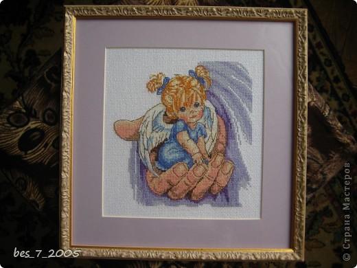 Ангелок в руке фото 1