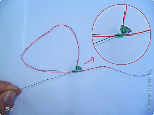 """В этом МК я постараюсь показать, как делать вот такие листики рябины. Если делать поэтапно, повторяя за изображением на фото, то должно получиться все без проблем:). К этому МК есть еще продолжение """"Ствол из гипса для бисерного деревца"""", его можно посмотреть здесь: http://stranamasterov.ru/node/382814 фото 11"""