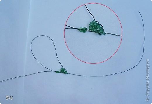 """В этом МК я постараюсь показать, как делать вот такие листики рябины. Если делать поэтапно, повторяя за изображением на фото, то должно получиться все без проблем:). К этому МК есть еще продолжение """"Ствол из гипса для бисерного деревца"""", его можно посмотреть здесь: http://stranamasterov.ru/node/382814 фото 14"""