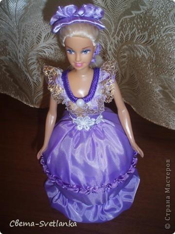 Моя кукла-шкатулка.Как долго я собиралась с духом, что бы её сделать.Не судите строго, она у меня первая. Надеюсь не последняя. фото 1
