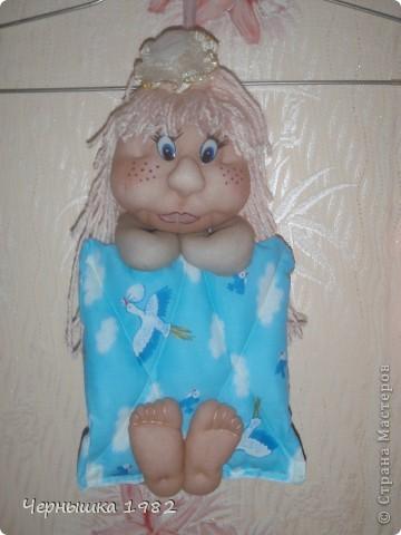 Продолжаю учиться делать кукол. Оказалось это заразная штука..  фото 2