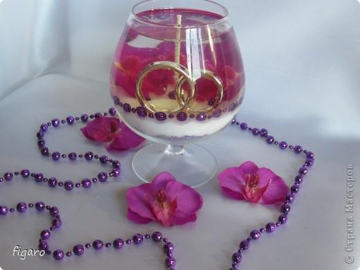 Свадьба в фиолетовых тонах. фото 1