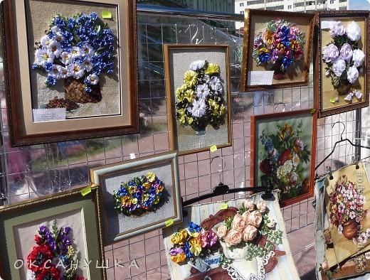 В эти выходные в Архангельске прошел - День города. На  центральной пешеходной улице Чумбарова-Лучинского  проходила ярмарка мастеров народного ремесла.  Наша экскурсия продолжается.  Здесь фотографий не много. фото 10