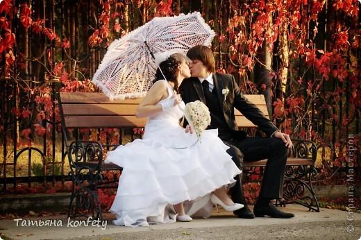 первый и самый любимый зонт, с него и началось.....второй....третий....сейчас и не вспомню какой следующий)) очередной) фото 4