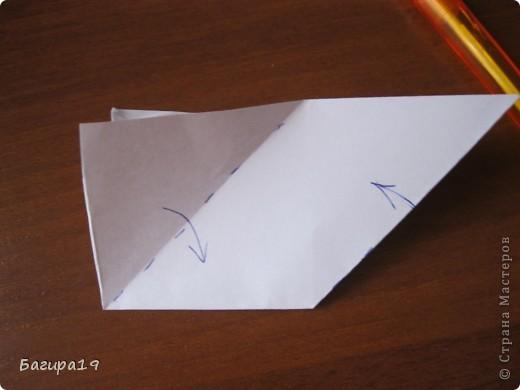 Предлагаю Вам сделать такой интересный трансформер. Он несложно делается и очень эфектный. фото 7