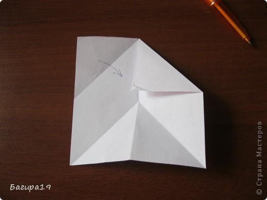 Предлагаю Вам сделать такой интересный трансформер. Он несложно делается и очень эфектный. фото 9
