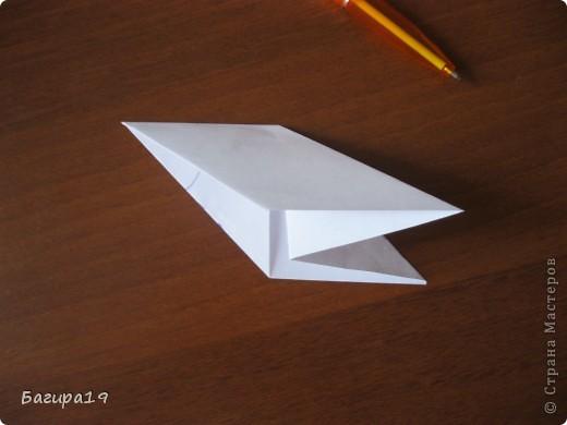 Предлагаю Вам сделать такой интересный трансформер. Он несложно делается и очень эфектный. фото 11